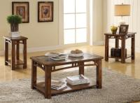 Riverside Furniture Preston Coffee Table w/ Casters ...