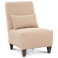 Rowe Chairs and Accents Broadway Armless Accent Chair ...