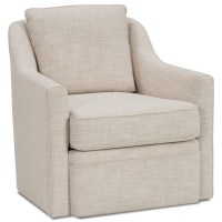 Rowe Chairs and Accents Hollins 360 Degree Swivel Chair ...
