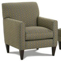 Rowe Chairs and Accents Willet Upholstered Chair with ...