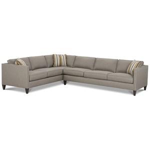 Rowe Mitchell RXO Customizable Queen Sleeper Sofa
