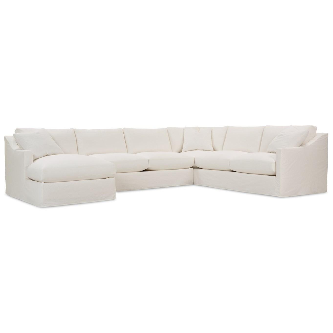 bradford transitional sectional sofa