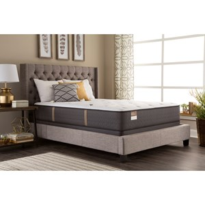 Sealy S5 Firm Twin 14 1 2 Pocketed Coil Mattress Set