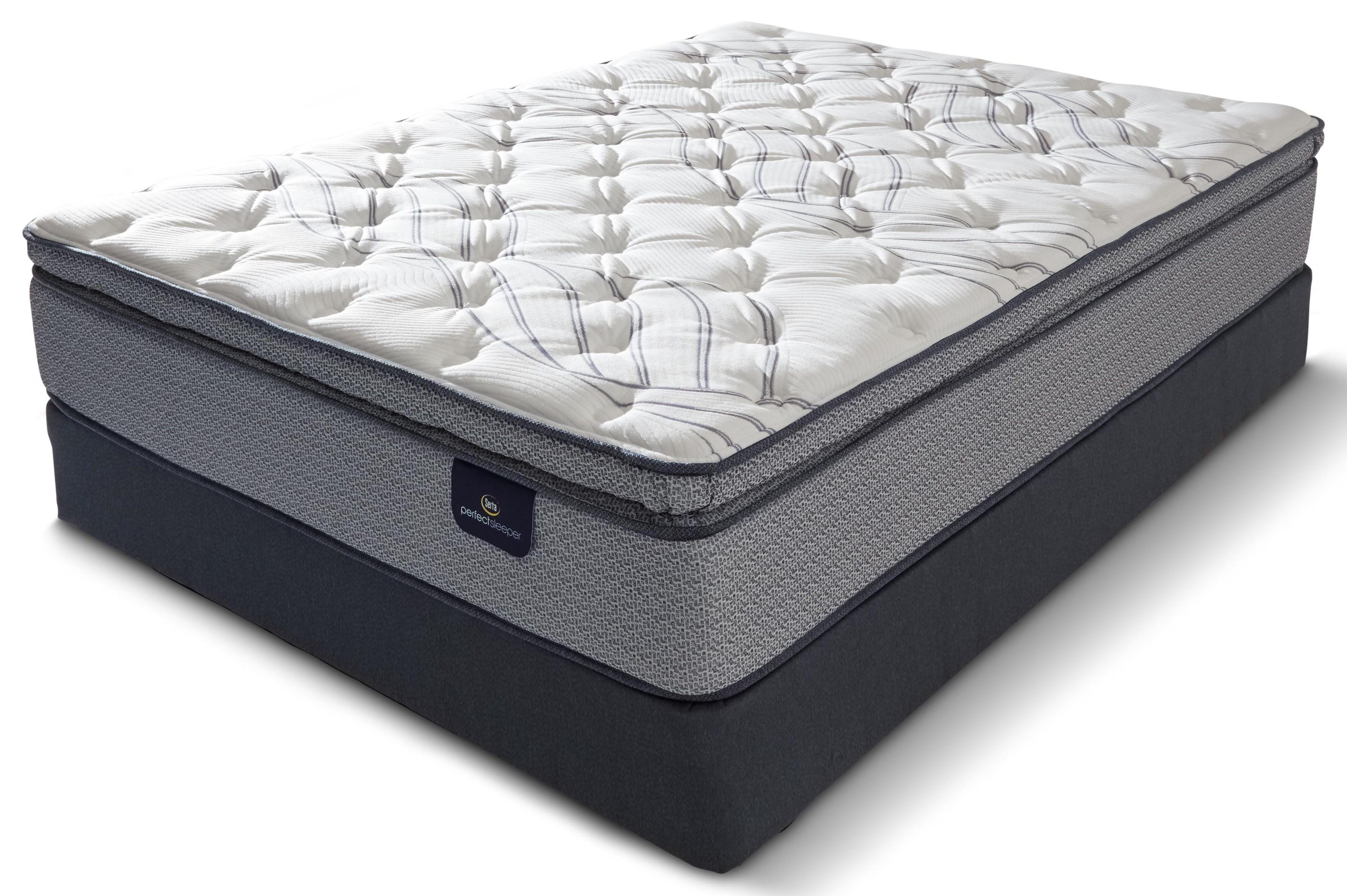 aiden perfect sleeper kg aiden pillow top mattress