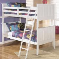 Signature Design by Ashley Lulu Twin/Twin Bunk Bed - Ivan ...