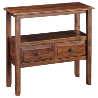 Signature Design by Ashley Abbonto Acacia Solid Wood ...