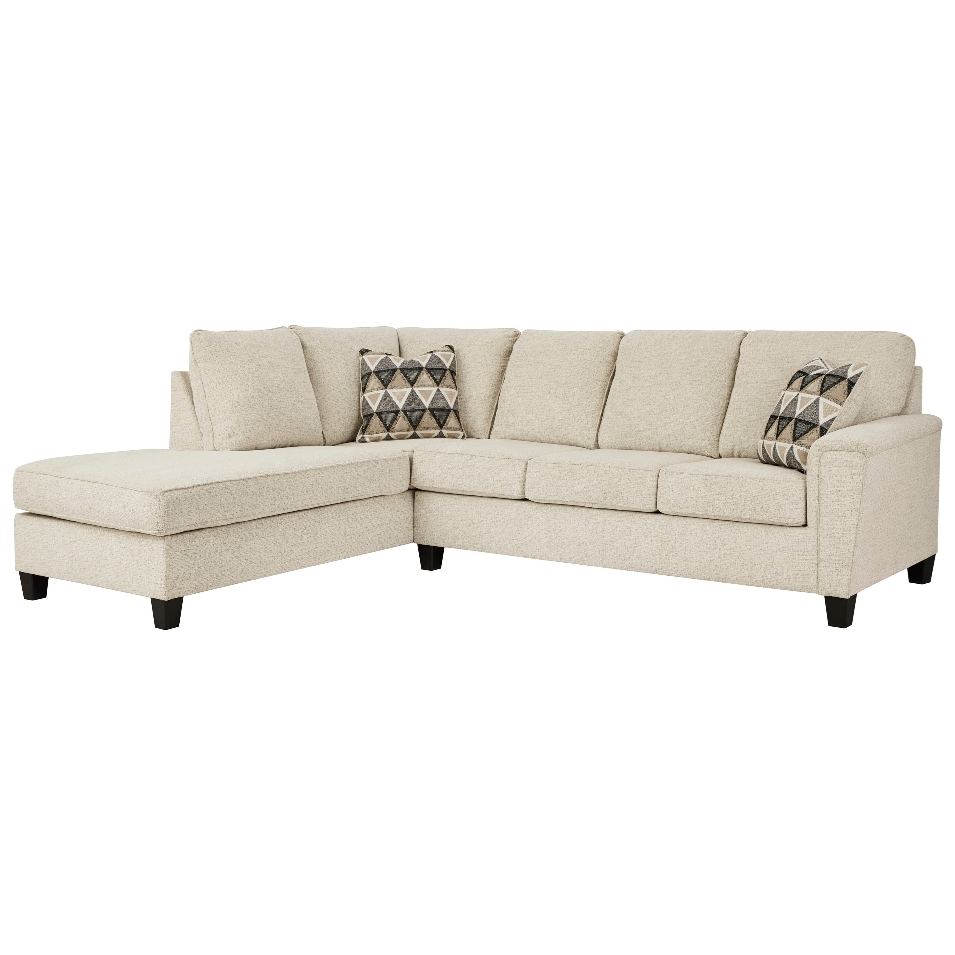 abinger 2 piece sectional w chaise