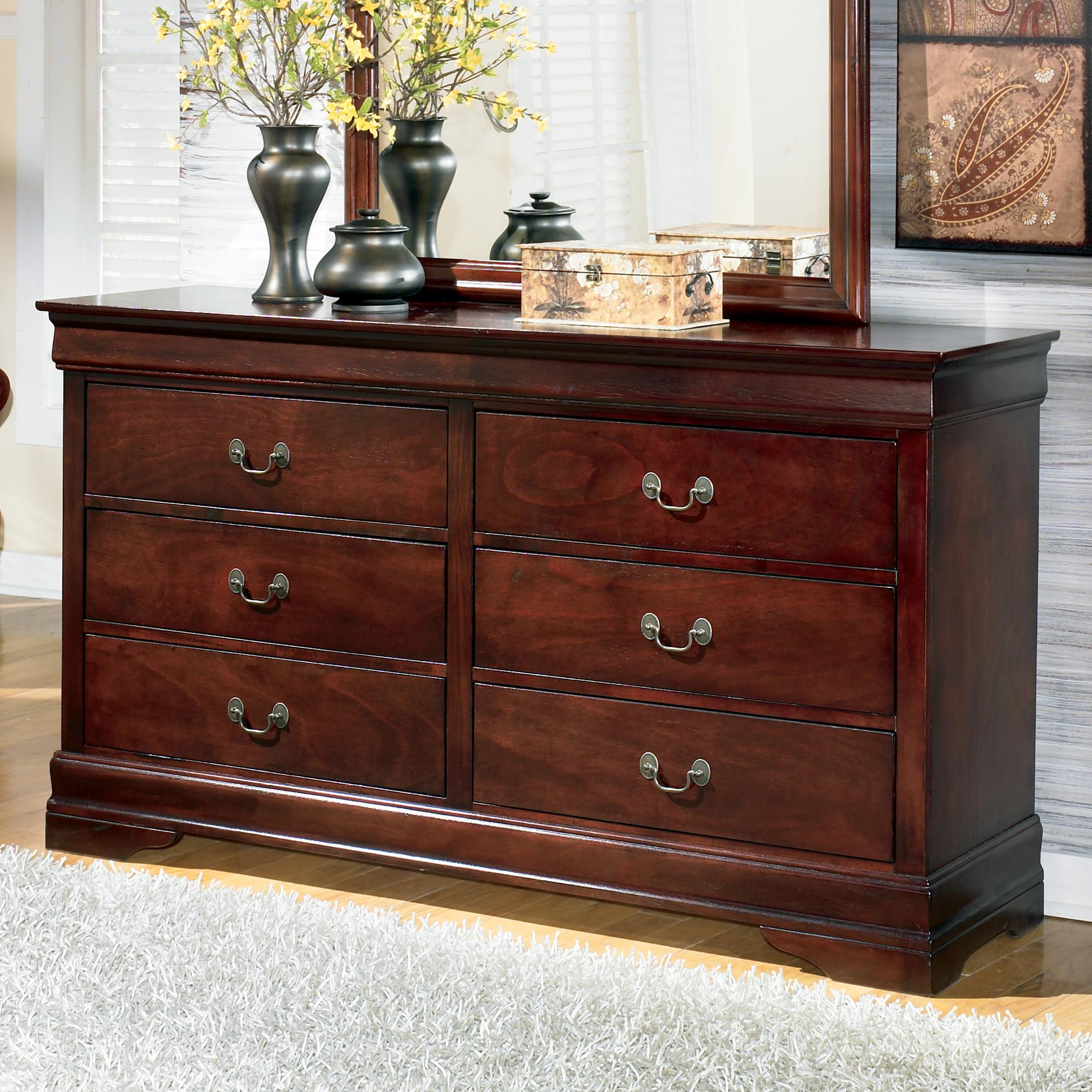 By millie fender 21 february 2020 samsung is bringing some steam to the bedroom this april. Signature Design By Ashley Alisdair Traditional Dresser With 6 Drawers Wayside Furniture Dressers