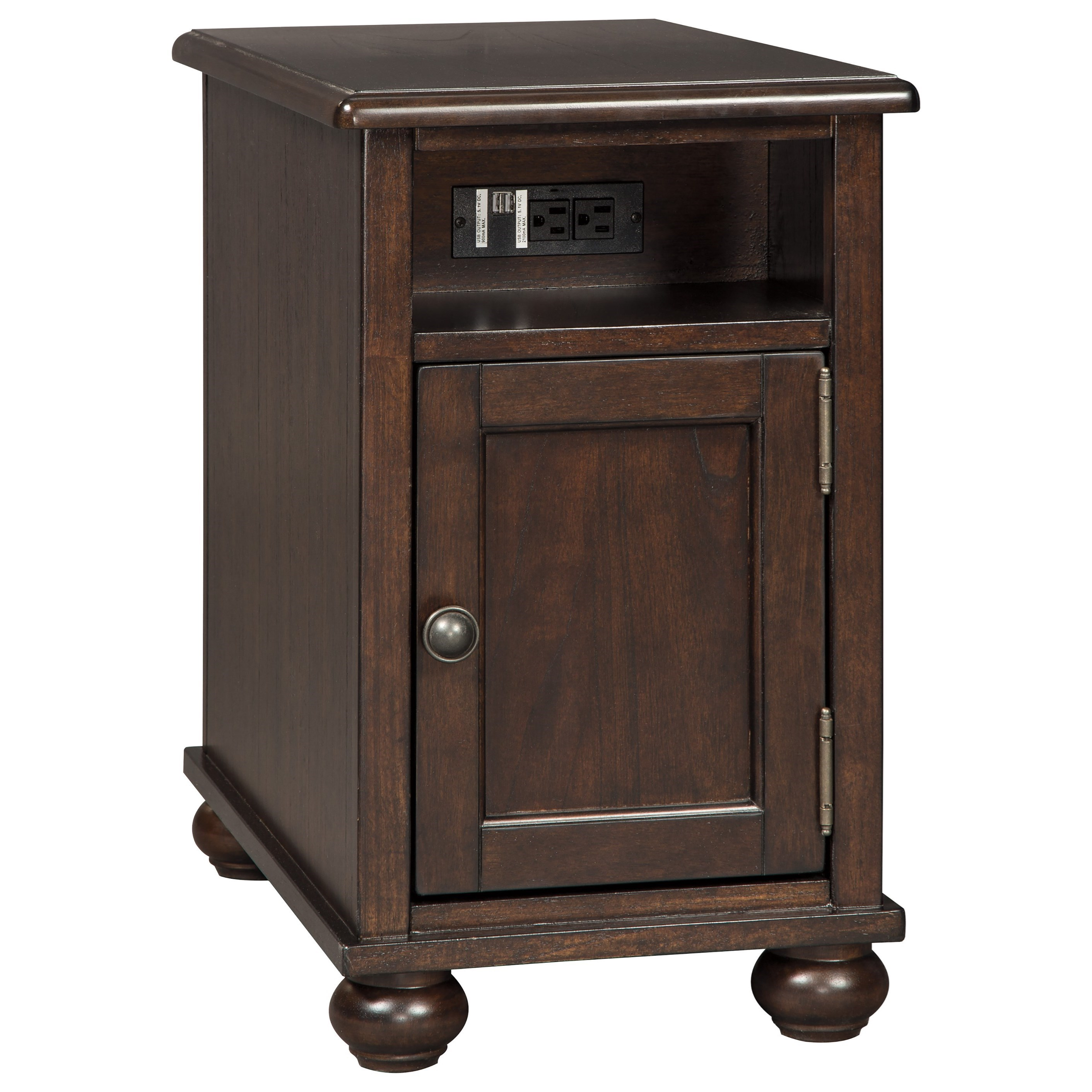 barilanni chair side end table