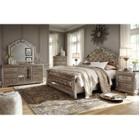 Signature Design by Ashley Birlanny Queen Bedroom Group ...
