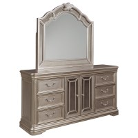Signature Design by Ashley Birlanny Dresser with Mirror ...