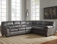 Ashley Signature Design Bladen 3-Piece Faux Leather ...