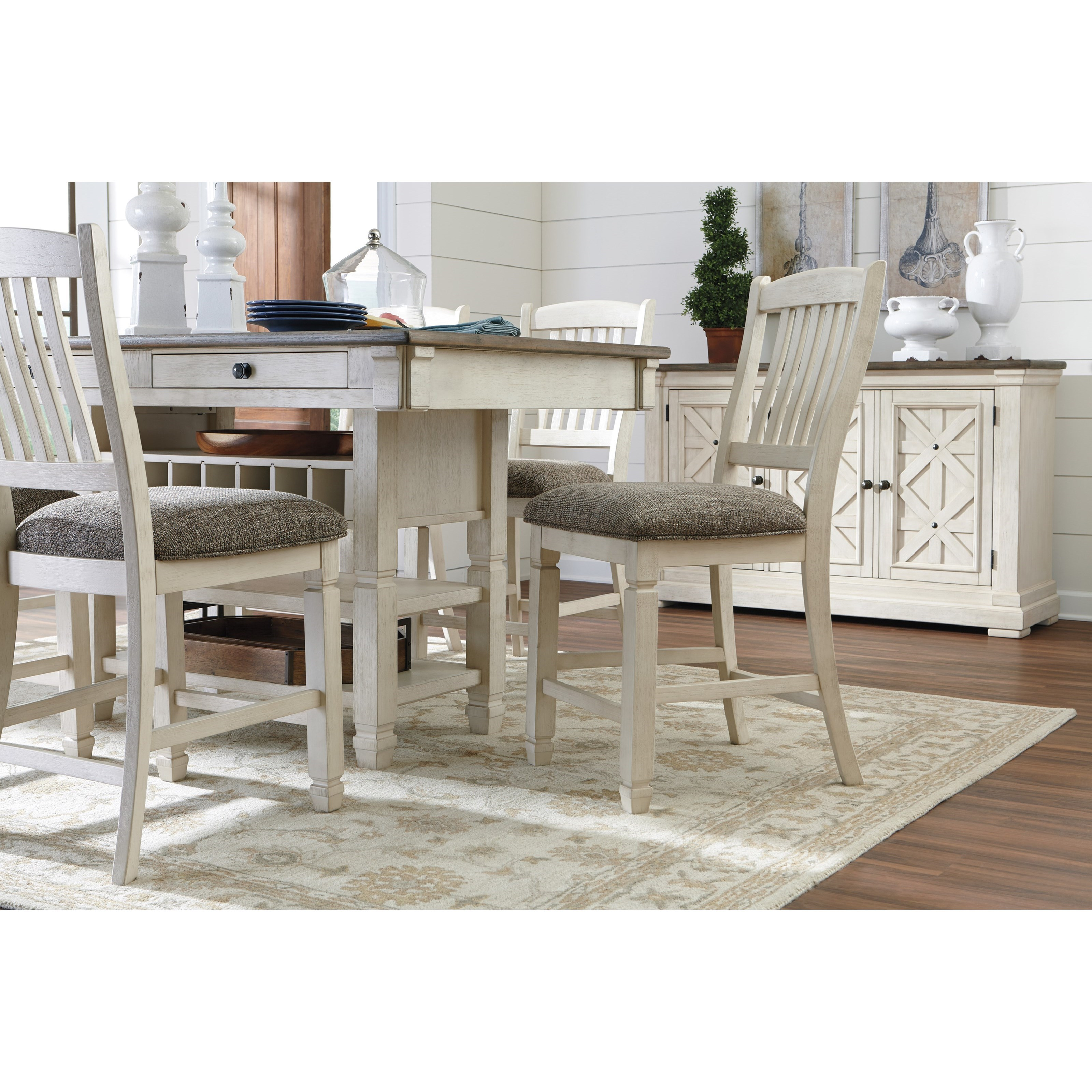 Signature Design By Ashley Bolanburg D647 124 Relaxed