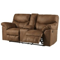 Signature Design by Ashley Boxberg Casual Double Reclining ...