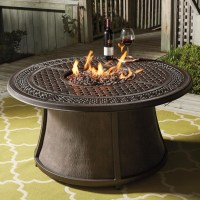 Signature Design by Ashley Burnella Outdoor Round Fire Pit ...