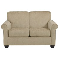 Ashley (Signature Design) Cansler Twin Sleeper Sofa with ...