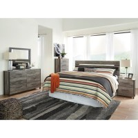 Signature Design by Ashley Cazenfeld King Bedroom Group ...