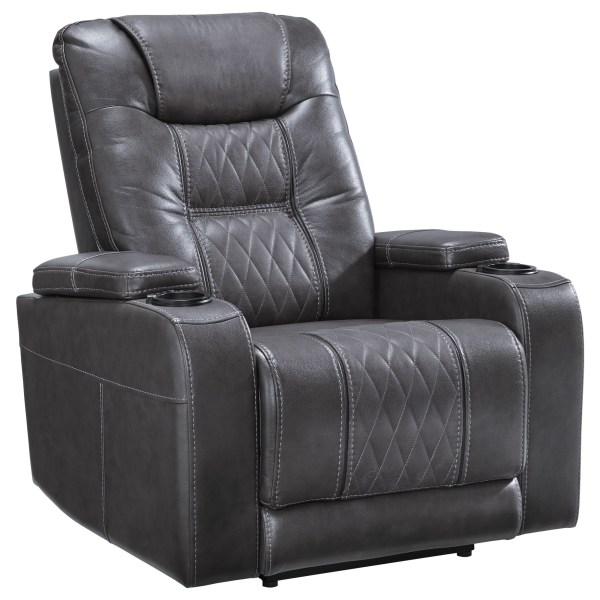 Signature Design Ashley Composer Power Recliner With