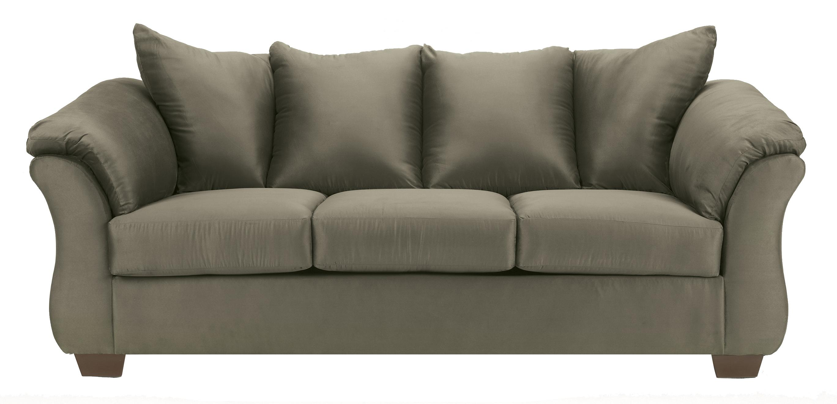 ashley furniture modern sofa himolla ersatzteile signature design by darcy sage contemporary stationary