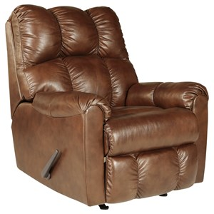 la z boy martin big and tall executive office chair brown zero gravity uk recliners olinde s furniture rocker recliner