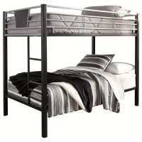 Signature Design by Ashley Dinsmore Twin/Twin Metal Bunk ...