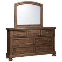 Signature Design by Ashley Flynnter Dresser & Bedroom ...