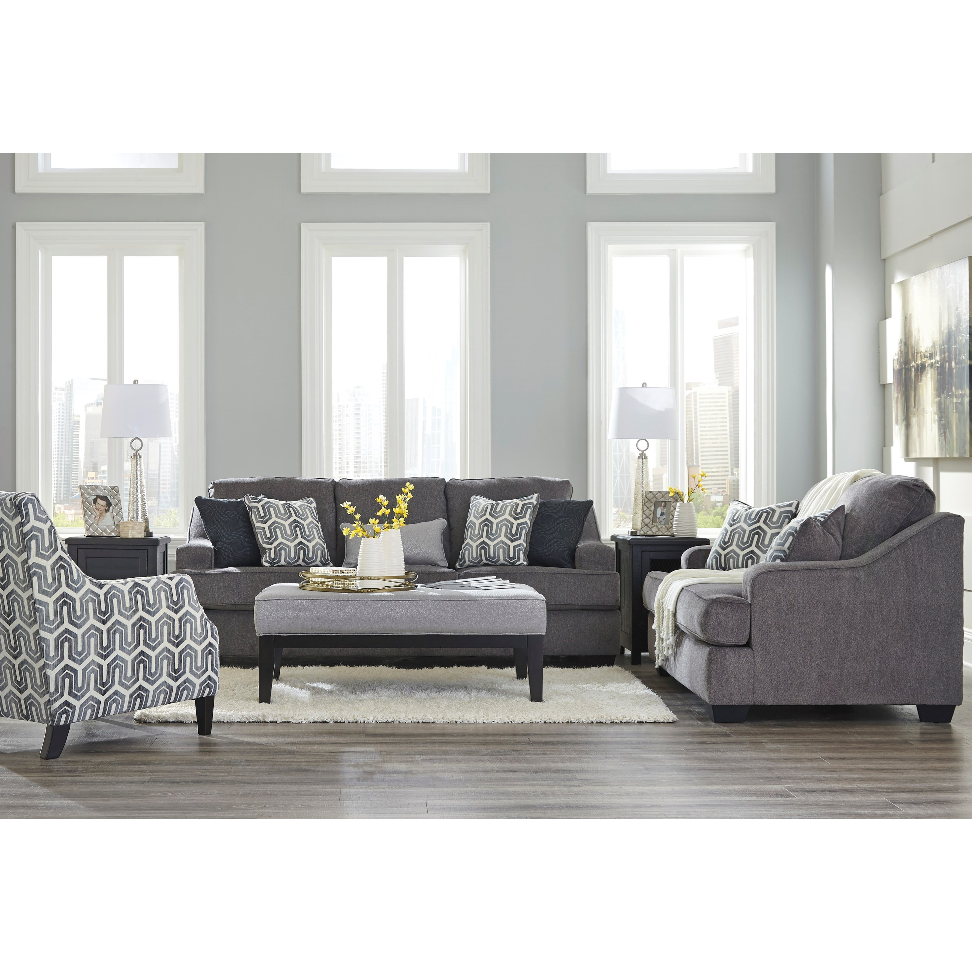Signature Design By Ashley Gilmer Stationary Living Room