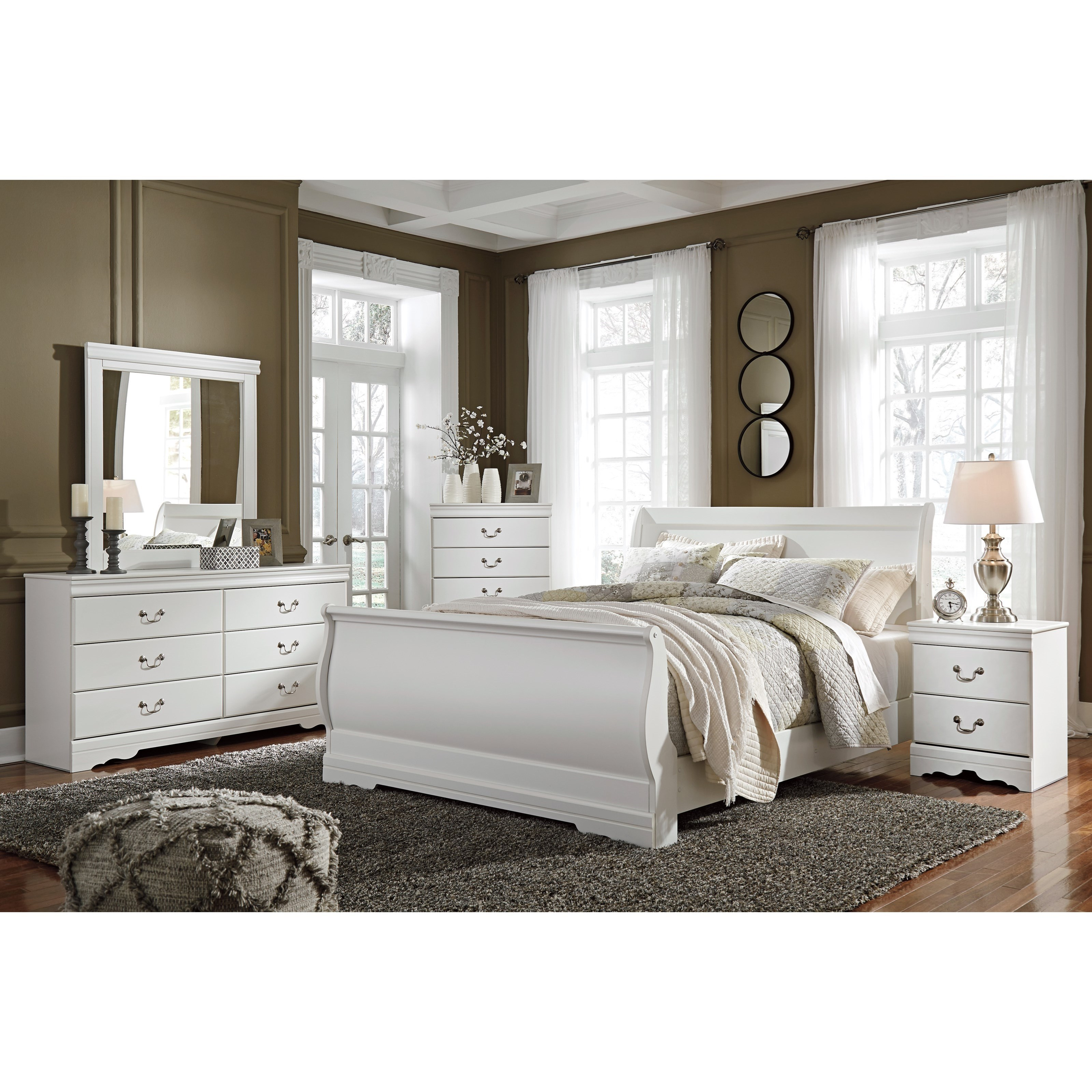 Signature Design by Ashley Anarasia Queen Bedroom Group