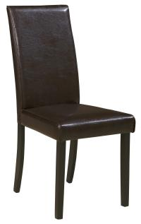 Signature Design by Ashley Kimonte Dining Upholstered Side ...