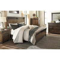 Signature Design by Ashley Lakeleigh King Panel Bed with ...