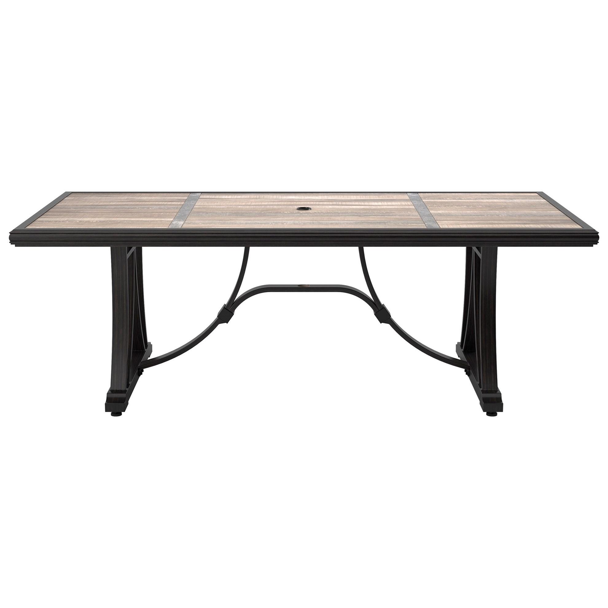 StyleLine Marsh Creek P775 625 Rectangular Dining Table