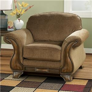 Montgomery Mocha 38300 By Signature Design By Ashley