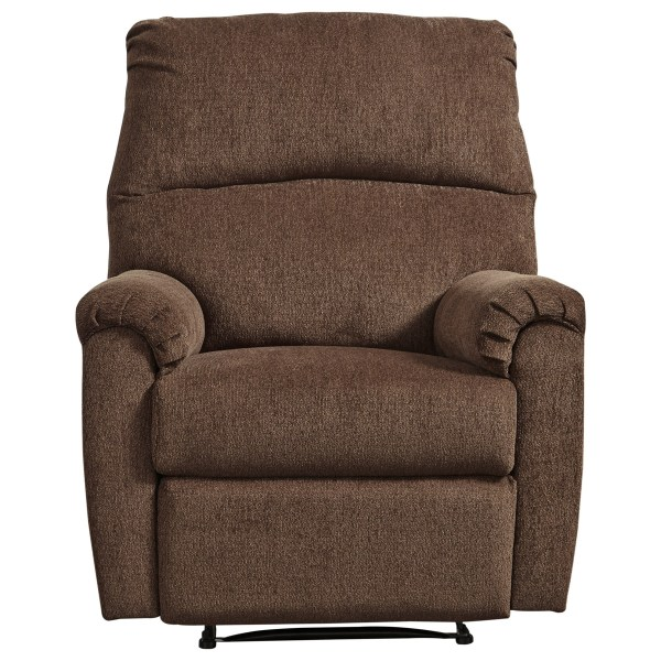 Styleline Franklin 1080229 Wall Recliner With Channel