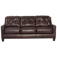 Signature Design by Ashley O'Kean Contemporary Leather ...