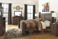 Signature Design by Ashley Quinden King Bedroom Group ...