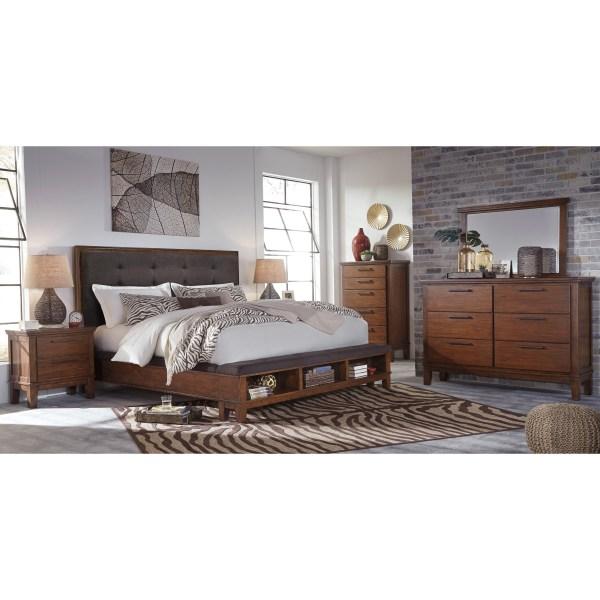 Signature Design Ashley Ralene Queen 6-piece Bedroom