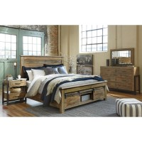 Signature Design by Ashley Sommerford Queen Bedroom Group ...