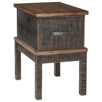 Signature Design by Ashley Stanah Chair Side End Table ...