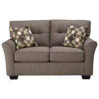 Signature Design by Ashley Tibbee Contemporary Loveseat ...