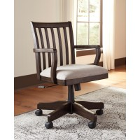 Signature Design by Ashley Townser Home Office Swivel Desk ...