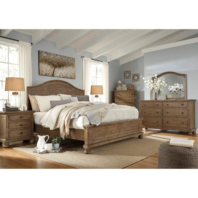 Signature Design by Ashley Trishley California King Bedroom Group