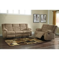 Ashley Signature Design Tulen Reclining Living Room Group ...