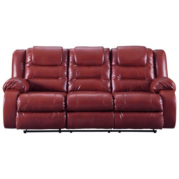 Ashley Signature Design Vacherie Casual Reclining Sofa