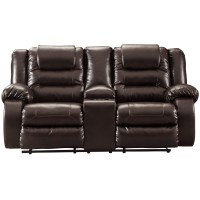 Ashley (Signature Design) Vacherie Casual Double Reclining ...