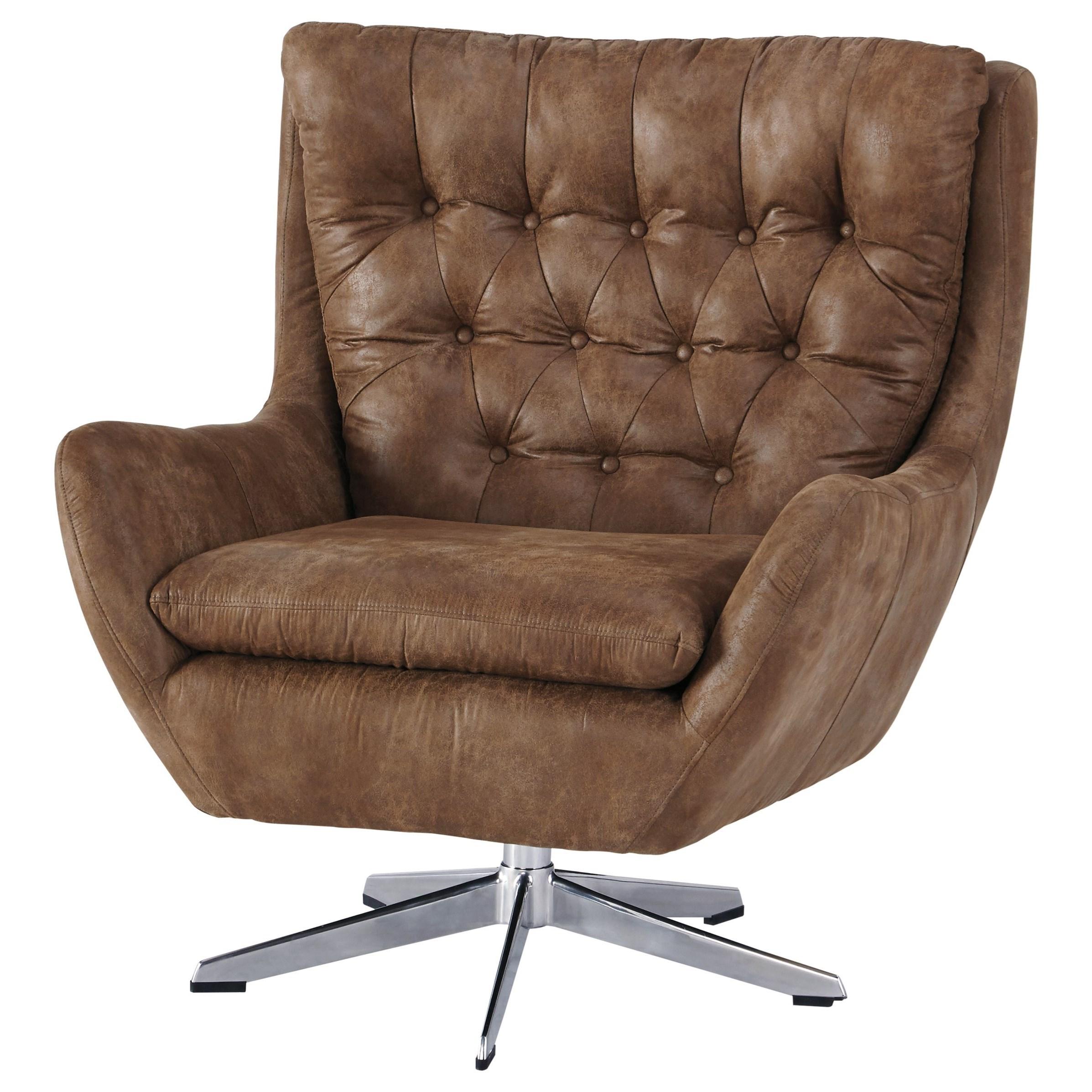 Brilliant Ashley Furniture Armchair Brookerpalmtrees Creativecarmelina Interior Chair Design Creativecarmelinacom