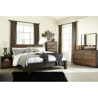 Signature Design by Ashley Windlore King Bedroom Group ...