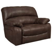 Signature Design by Ashley Zavier Wide Seat Recliner in ...
