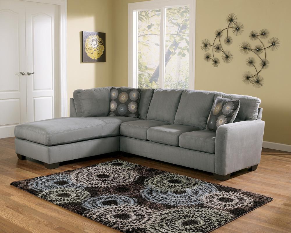 Signature Design by Ashley Furniture Zella  Charcoal