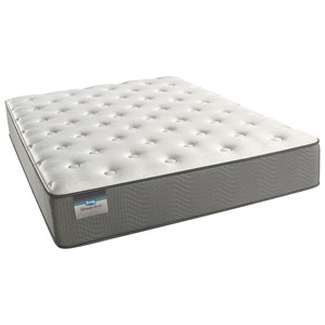 Simmons Bs Cascade Mountain Plush Queen 11 1 2 Pocketed Coil Mattress