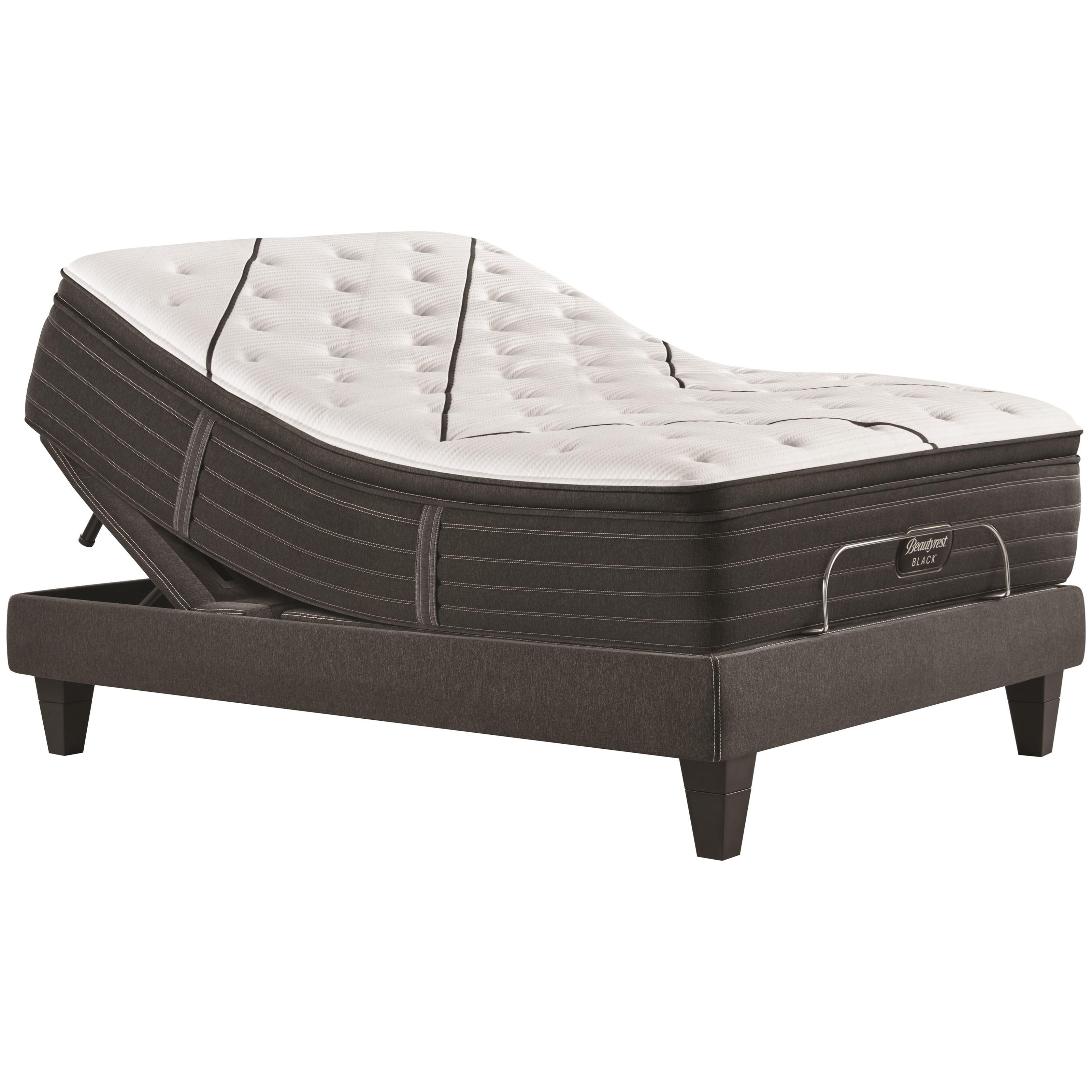 l class medium pillow top queen 15 3 4 premium adj set